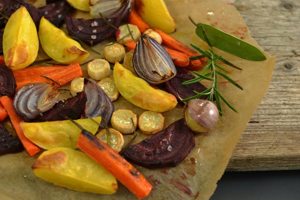 Gemüse-Genuss aus dem Ofen