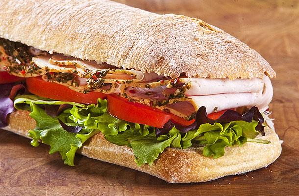 Schlemmer-Sandwich